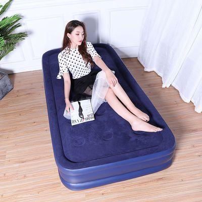 单人气垫床 双人充气床 户外床垫 家用加厚懒人床 陪护床 折叠床