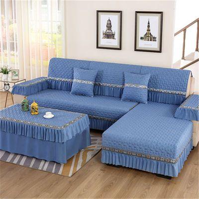 简约沙发垫四季通用欧式坐垫沙发套罩沙发坐垫防滑坐垫全包全盖
