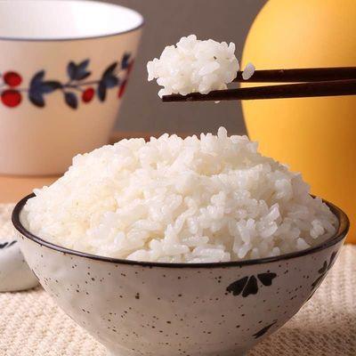 秋田小町大米5斤香米稻花香圆粒东北生态白米粥米10斤2020新米