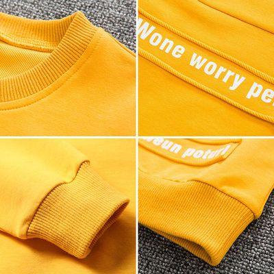 童装男童长袖T恤新款秋装上衣男孩纯棉秋衣外穿儿童打底衫春秋装