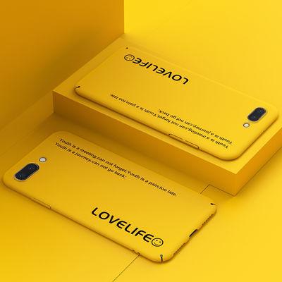 OPPOa5手机壳女男磨砂透明韩版可爱A5网红新款全包防摔硅胶a3s潮