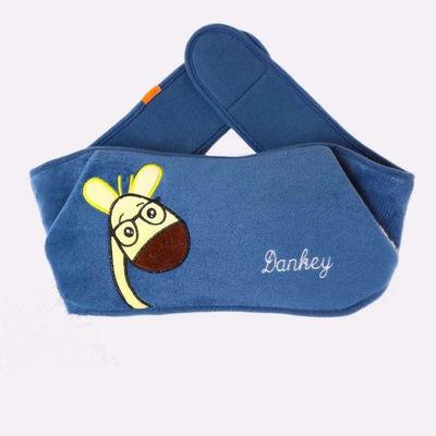 热水袋绒布套暖宝宝充电冲水套子可爱毛绒暖腰带韩版学生暖手热宝