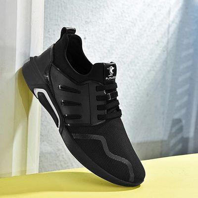 【PLOVER正品男鞋】啄木鸟授权品牌假一赔十春秋季透气跑步运动鞋