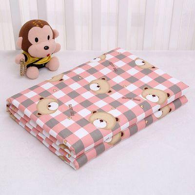 纯棉婴儿隔尿垫可洗防水大号透气儿童月经垫姨妈垫老人成人护理垫