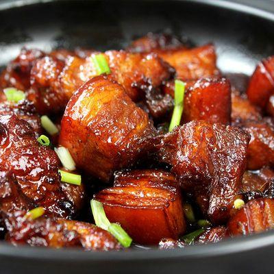 正宗东坡肉红烧肉卤肉米饭搭档扣肉即食方便速食熟食卤味下酒饭菜