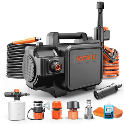 亿力超高压洗车机家用220v自动洗车泵高压水枪洗车器大功率清洗机