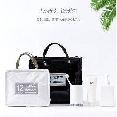 旅行防水化妆包ins风韩版学生女士小号手提洗漱包大号便携大容量