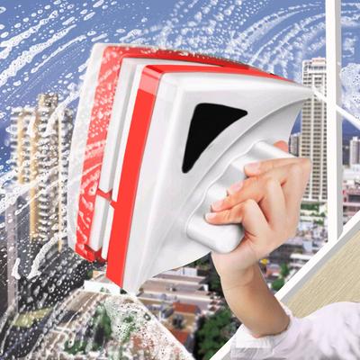 擦玻璃器双层中空双面擦窗户神器高楼清洁清洗工具家用刷刮搽强磁