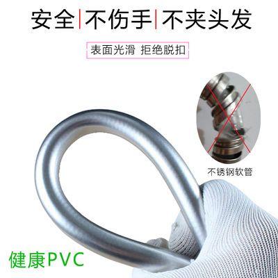 防爆花洒淋浴管喷头软管套装热水器连接软管加长1.5米2米花洒软管