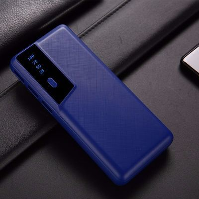 充电宝6000/10000毫安大容量苹果安卓oppo手机数显移动电源通用