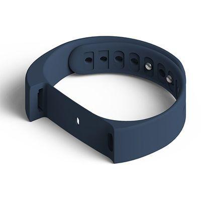 iwown埃微助手i5plus智能手环表带原装正品替换彩色i5pro硅胶腕带