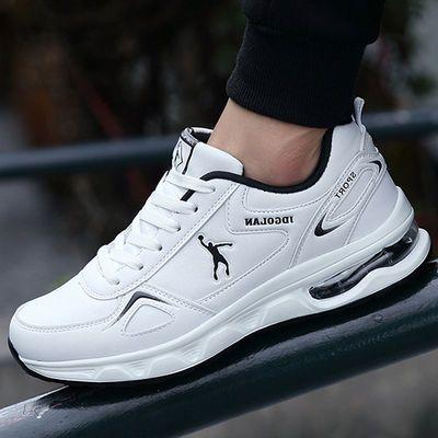 乔丹格兰男鞋秋冬季运动鞋男学生加绒保暖棉鞋品牌休闲鞋防滑跑鞋