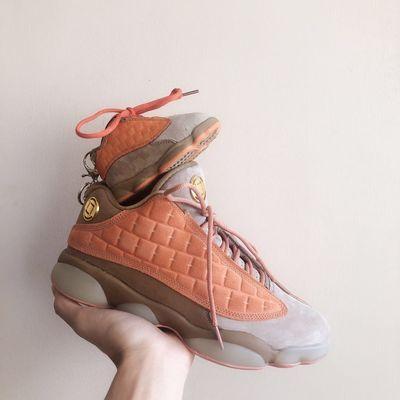 AJ钥匙扣乔丹篮球鞋立体鞋模包包挂件手工汽车钥匙链情侣创意礼物