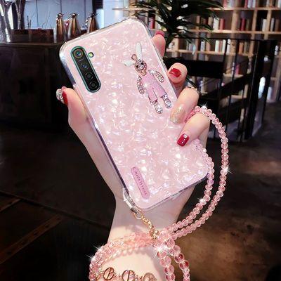oppoK5手机壳女网红新款防摔K5手机外壳硅胶透明软壳K5手机套全包
