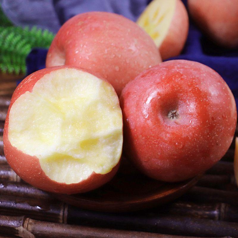 果园直发,顺丰包邮:果语恋 红富士冰糖心丑苹果 5斤装