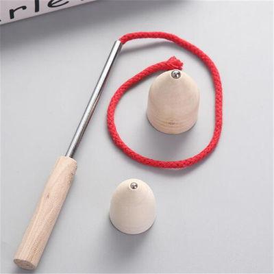 【9.9两套】实木木制陀螺儿童成人鞭打陀螺传统民间玩具户外运动