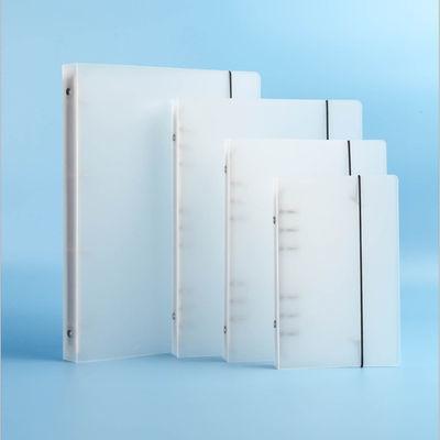 办公活页本文件夹学生试卷夹a4文件夹外壳2孔4孔b5活页夹学校用品