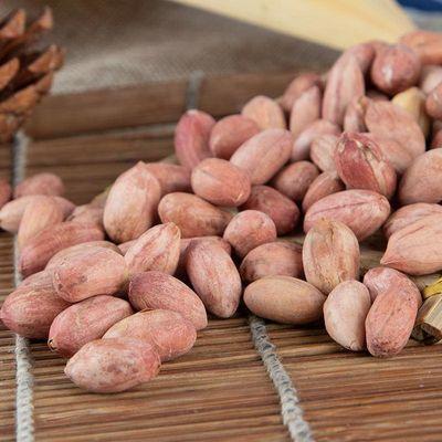五香花生米蒜奶香散装休闲零食炒货脱壳熟花生米240g-5斤装批发