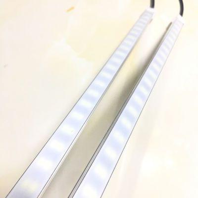 超亮12伏led摆摊灯12V摆夜市照明电动车电瓶地摊灯条灯管LED照明