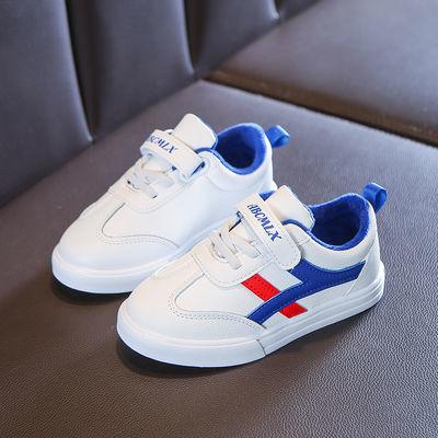 麦力熊秋冬季加绒儿童运动鞋小白鞋中大童棉鞋男女板鞋跑步休闲鞋