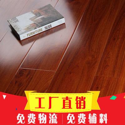 天籁强化复合木地板家用卧室e0耐磨防水12mm北欧欧式复古厂家直销【3月7日发完】