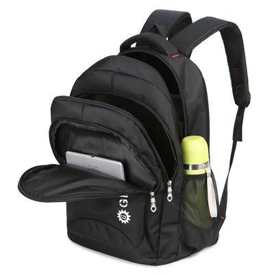 艾奔双肩包男士背包大容量旅行包男女商务电脑休闲时尚学生书包
