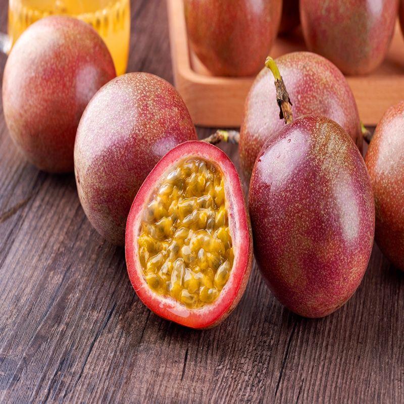 【送开果器】广西百香果5斤大果 领券立减 新鲜现摘包邮酸甜多汁_6