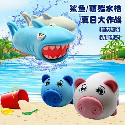 宝宝洗澡玩具儿童沐浴玩具水枪水炮海边沙滩游泳戏水婴儿玩具夏季