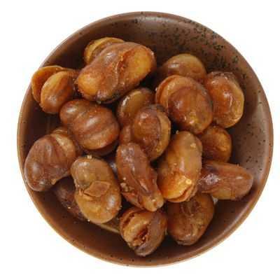[伊路香]散装蚕豆兰花豆胡豆炒货特产坚果零食小吃清真厂家批发