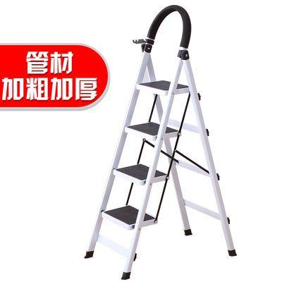 梯子家用折叠梯加厚室内人字梯移动楼梯伸缩梯步梯多功能扶梯爬梯