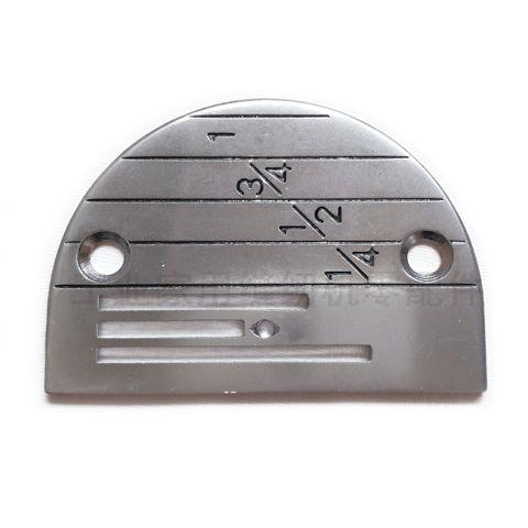工业缝纫机针板高速电动平缝纫机车通用零配件针板B20B22B24