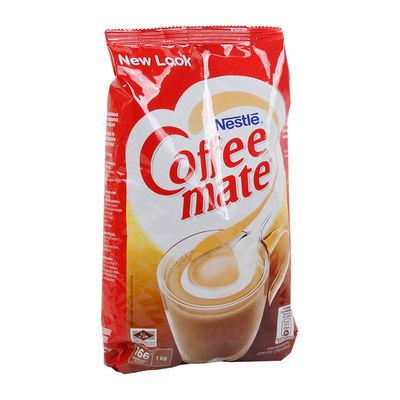 原装美国进口coffe mate雀巢金牌咖啡伴侣奶精植脂末1000g速溶品