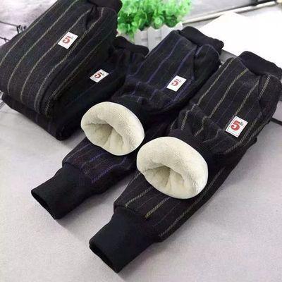 一岁半小孩子棉裤冬装2小童加绒加厚01一3周男女宝宝4保暖长裤子
