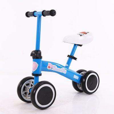 新品儿童四轮平衡车男女宝宝自行车小孩滑行车1-3周岁童车幼儿玩