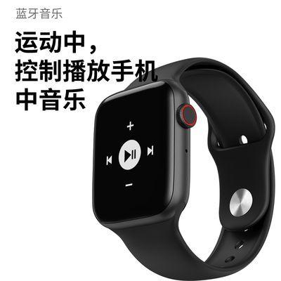 watch4智能手环运动手表蓝牙运动计步监测心率睡眠安卓苹果通用