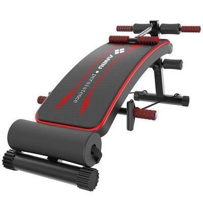 新款安步仰卧起坐器健身器材多功能男女仰卧板室内豪华运动器材腹