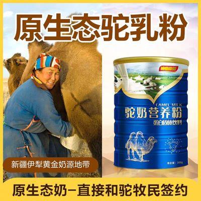 成人驼奶粉新疆伊犁双峰驼新鲜纯粉鲜粉骆驼粉包邮营养粉