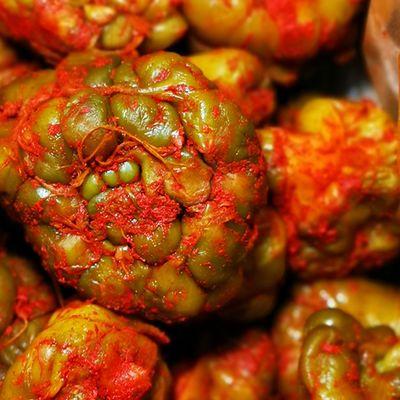 涪陵榨菜头装全形整颗榨菜4斤5斤10斤整箱香辣四川特产咸菜疙瘩球