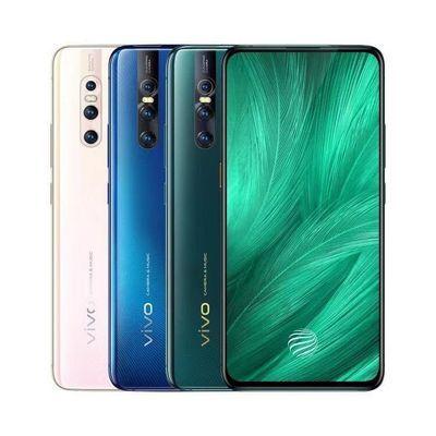 二手手机vivoX27智能手机4800万广角三摄升降式摄像头vivoX27Pro