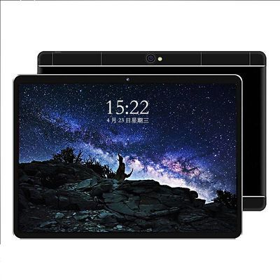 热销超薄新款平板电脑学习机智能游戏大屏安卓双卡全网通4GWiFi上