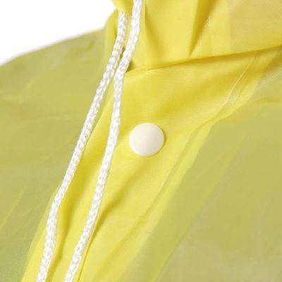 旅游户外时尚情侣雨衣成人防水衣服下雨天徒步雨披电动车雨具旅行