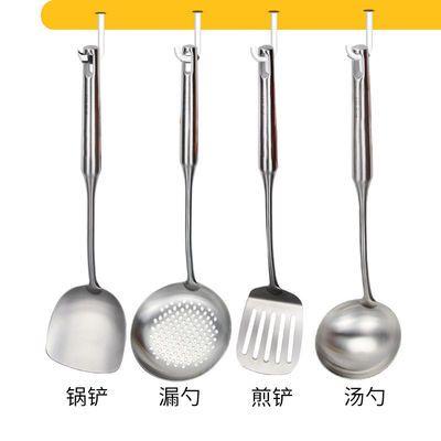热销德国304不锈钢锅铲子汤勺子炒菜锅铲子厨房锅铲套装铲勺火锅
