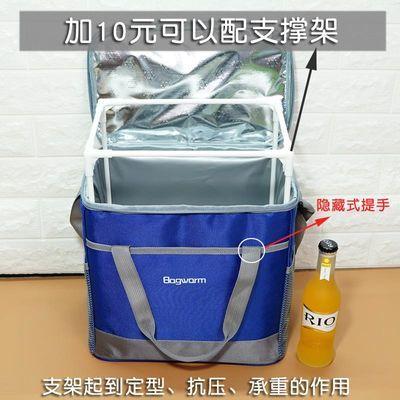 爆款15L便携送餐保温包大号户外冷藏保鲜冰包防水冰袋小号外卖保
