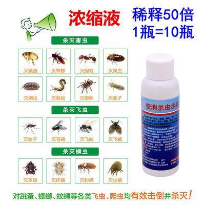 空消杀虫剂浓缩除虫灭蟑螂潮虫蜈蚣蚂蚁杀蚊子蜘蛛跳蚤药喷雾剂