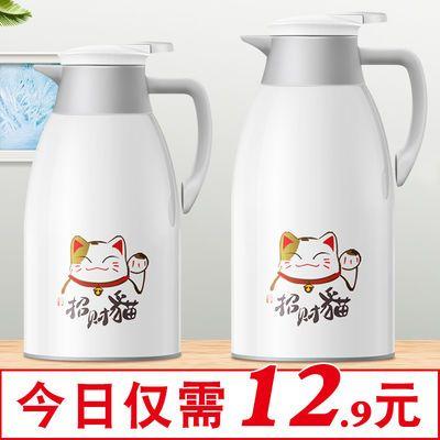 保温壶大容量暖壶学生宿舍开水瓶玻璃内胆热水瓶家用茶瓶热水壶