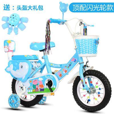 批发价儿童自行车宝宝车女孩男孩12寸14寸16寸18儿童童车脚踏车