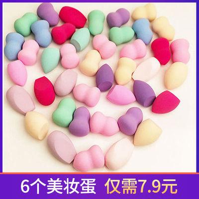葫芦粉扑海绵化妆粉扑气垫粉扑美妆蛋粉扑干湿两用小葫芦蛋蛋粉扑