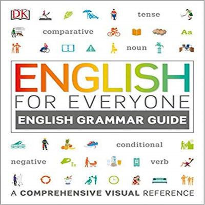 English for Everyone: English Grammar Guide 714F