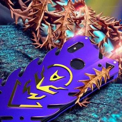 小米8手机壳8se金属全包防摔个性创意潮男保护套雷神屏幕指纹