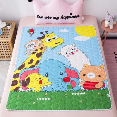 婴儿隔尿垫防水防漏透气可洗大号纯棉月经垫儿童宝宝姨妈垫床垫